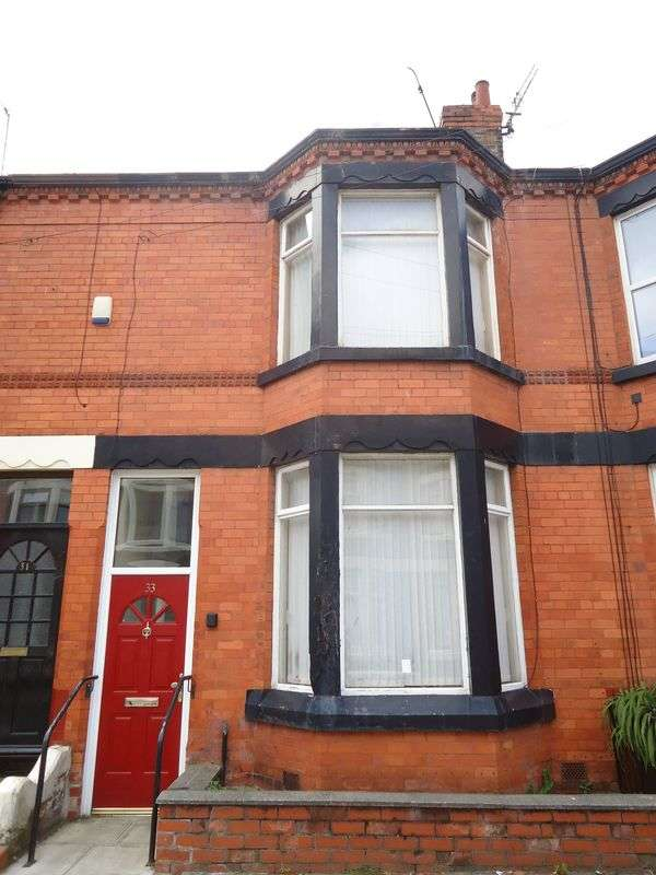 3 Bedrooms Property for sale in Wolverton Street, Liverpool