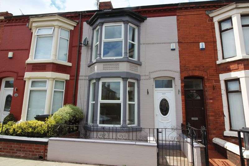 3 Bedrooms Terraced House for sale in Balfour Road, Bootle