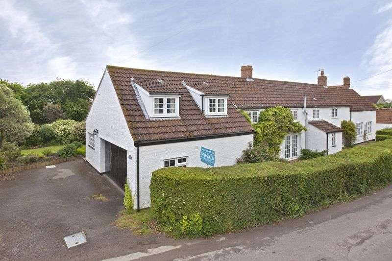 5 Bedrooms Cottage House for sale in Chapel Road, Pawlett