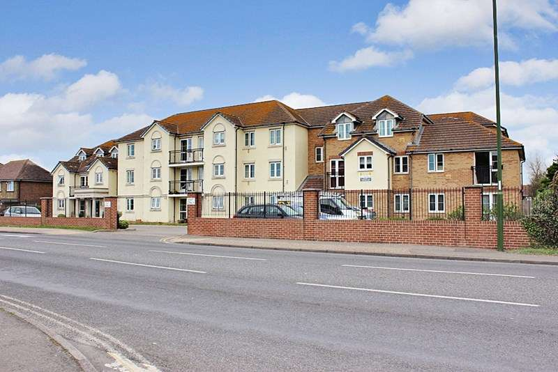 1 Bedroom Retirement Property for sale in Beachville Court, Lancing, BN15 8JU