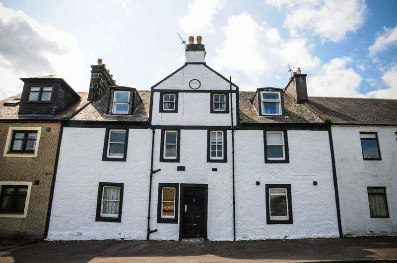 2 Bedrooms Flat for sale in Cartside Terrace, Kilbarchan Road, Kilbarchan