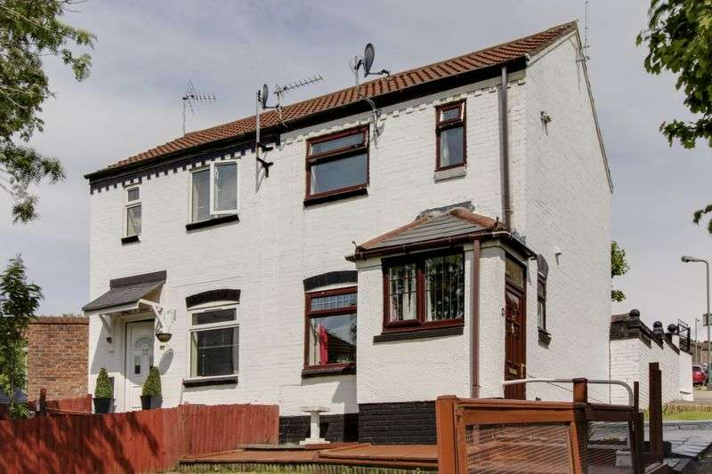 1 Bedroom Semi Detached House for sale in Twmbarlwm Close Risca, Newport