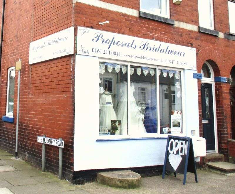 Property for sale in Leasehold bridal wear business
