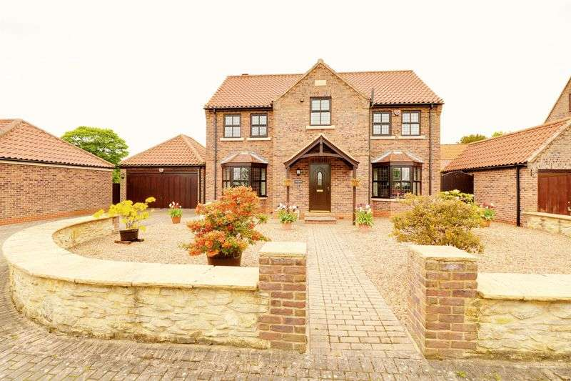 4 Bedrooms Detached House for sale in Meadow Court, Grayingham