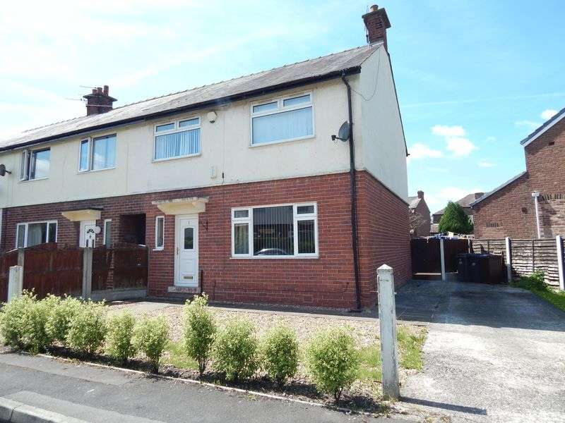 3 Bedrooms Semi Detached House for sale in Ribble Close, Penwortham