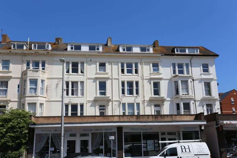 2 Bedrooms Flat for sale in Exeter Road, Exmouth
