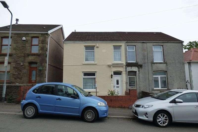 3 Bedrooms Semi Detached House for sale in Heol Gerrig, Swansea