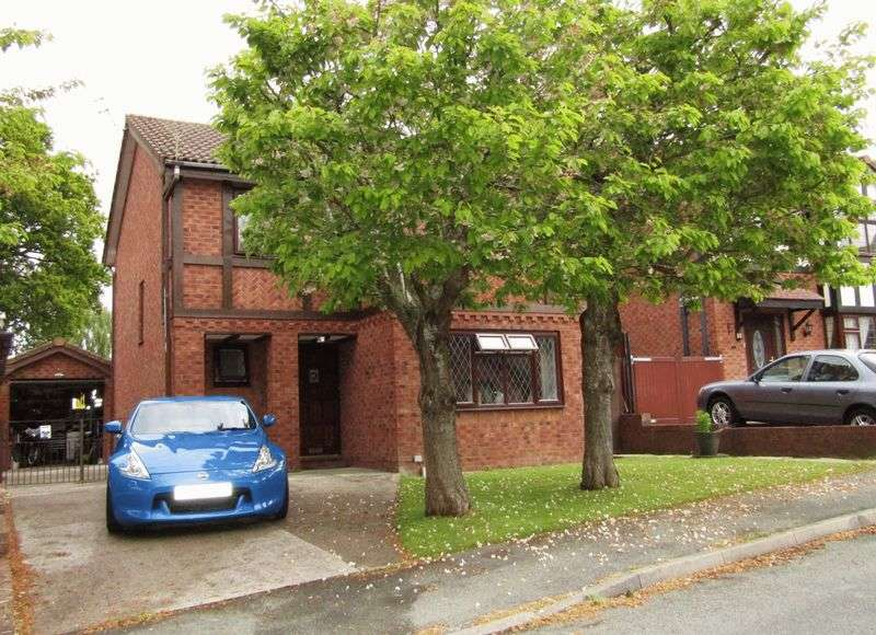 4 Bedrooms Detached House for sale in Lon Hyfryd, Abergele