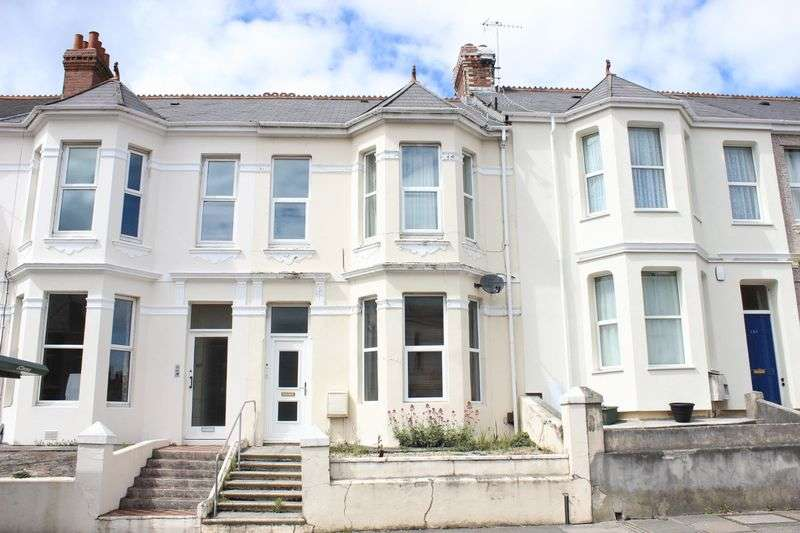 2 Bedrooms Flat for sale in Beaumont Road, St Judes, Plymouth