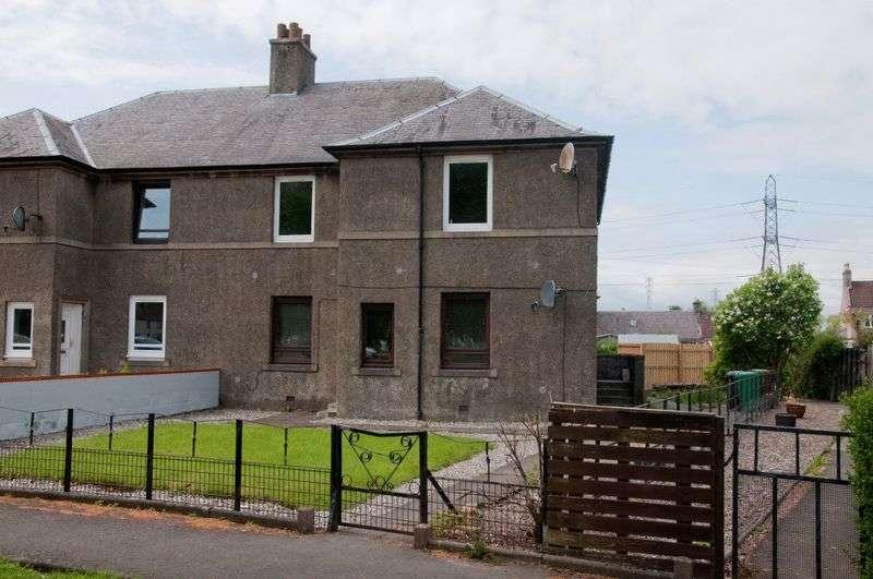 3 Bedrooms Flat for sale in Feregait, Kincardine