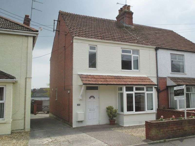 3 Bedrooms Semi Detached House for sale in Preston Road, Yeovil