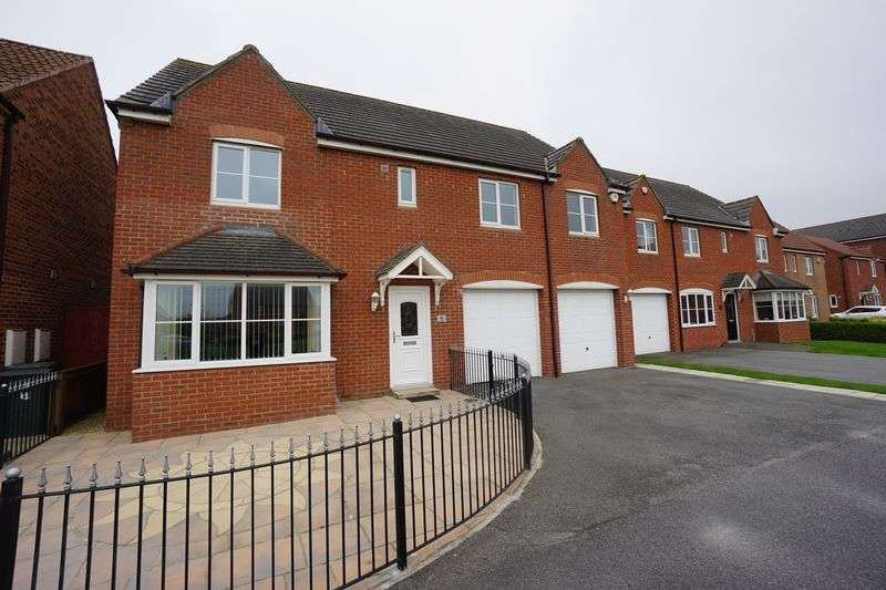 4 Bedrooms Detached House for sale in Brookfield, Newcastle Upon Tyne