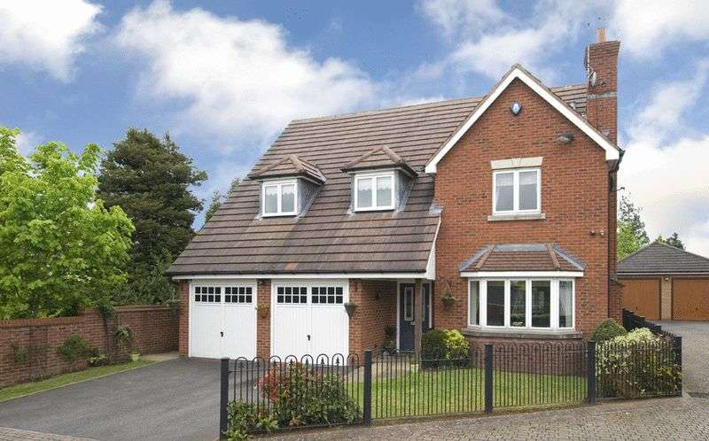 7 Bedrooms Detached House for sale in Brigadoon Gardens, Stourbridge