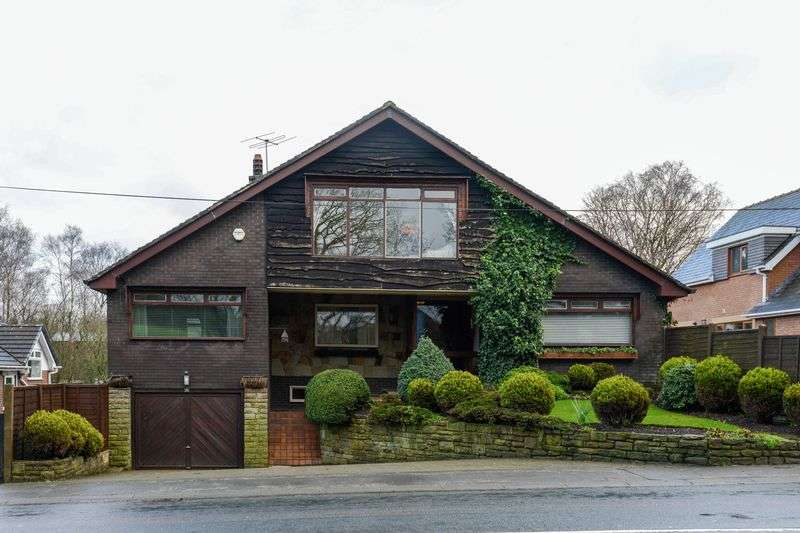 3 Bedrooms Detached House for sale in Wood Lane, Heskin, Chorley