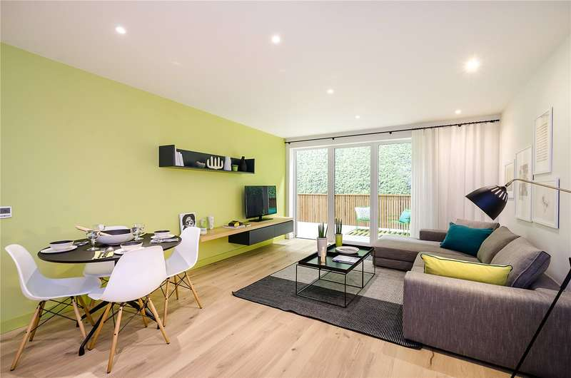 3 Bedrooms Flat for sale in TNQ Capitol Way, Colindale, London, NW9