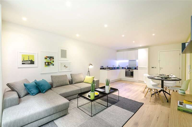 1 Bedroom Flat for sale in TNQ Capitol Way, Colindale, London, NW9