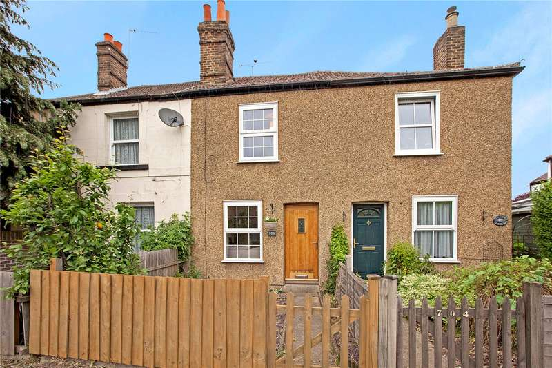 2 Bedrooms Terraced House for sale in Bath Road, Taplow, Maidenhead, Buckinghamshire, SL6
