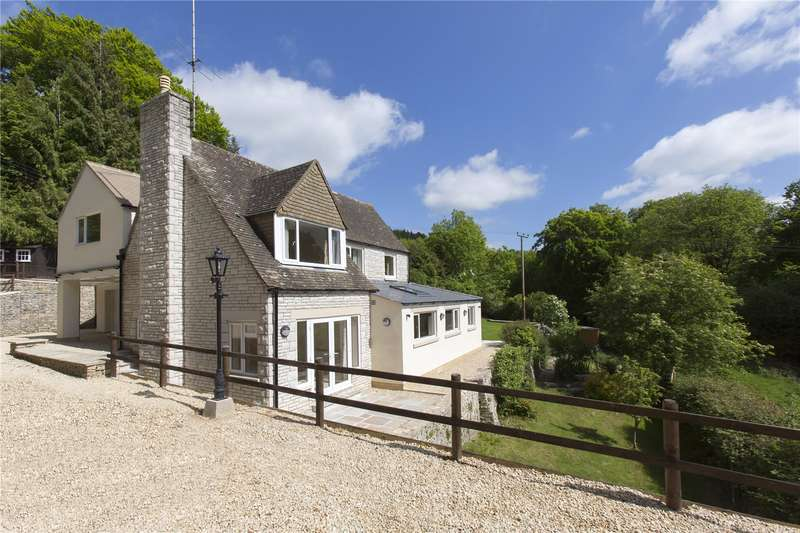 5 Bedrooms Detached House for sale in Paradise, Painswick, Stroud, Gloucestershire, GL6