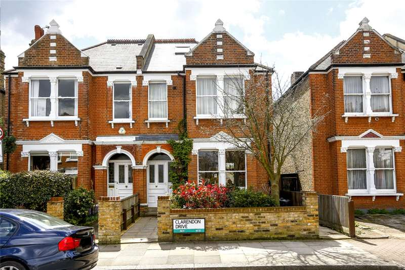 5 Bedrooms Semi Detached House for sale in Clarendon Drive, Putney, SW15