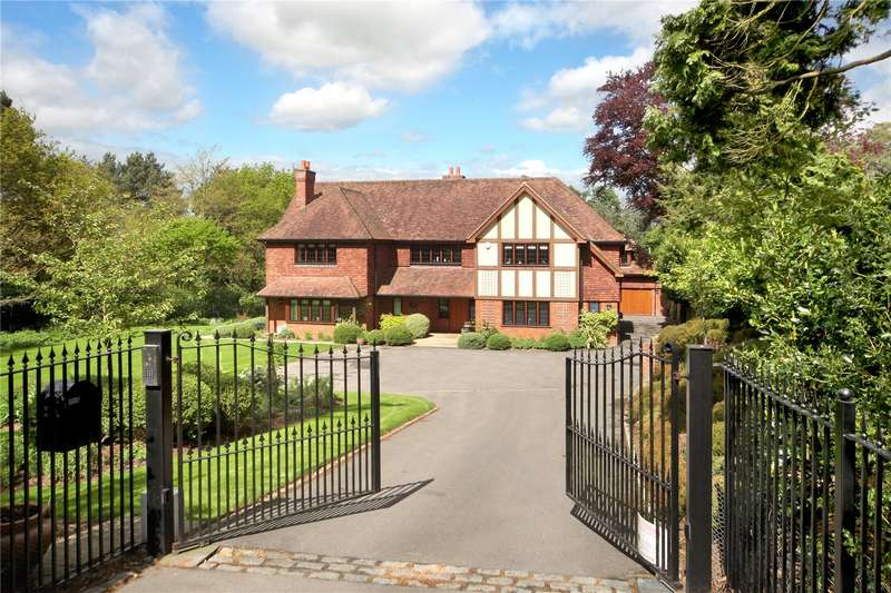 6 Bedrooms Detached House for sale in Cross Road, Sunningdale, Ascot, Berkshire, SL5