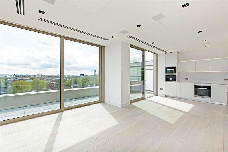 1 Bedroom Flat for sale in Sandringham House, One Tower Bridge, London, SE1