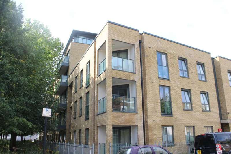 2 Bedrooms Apartment Flat for sale in Gifford Street, Islington