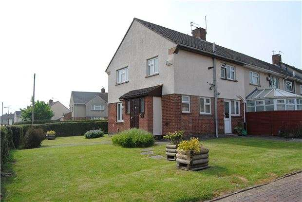 3 Bedrooms End Of Terrace House for sale in Coronation Avenue, Keynsham, Bristol, BS31 2QG