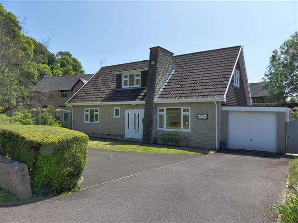 3 Bedrooms Detached Bungalow for sale in Centurions Court, Caerwent, Caldicot