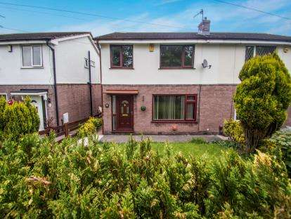 4 Bedrooms Semi Detached House for sale in Rossendale Road, Burnley, Lancashire, Burnley