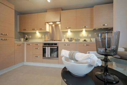 2 Bedrooms Flat for sale in Papermill Lock, Little Paxton, St. Neots, Cambridgeshire