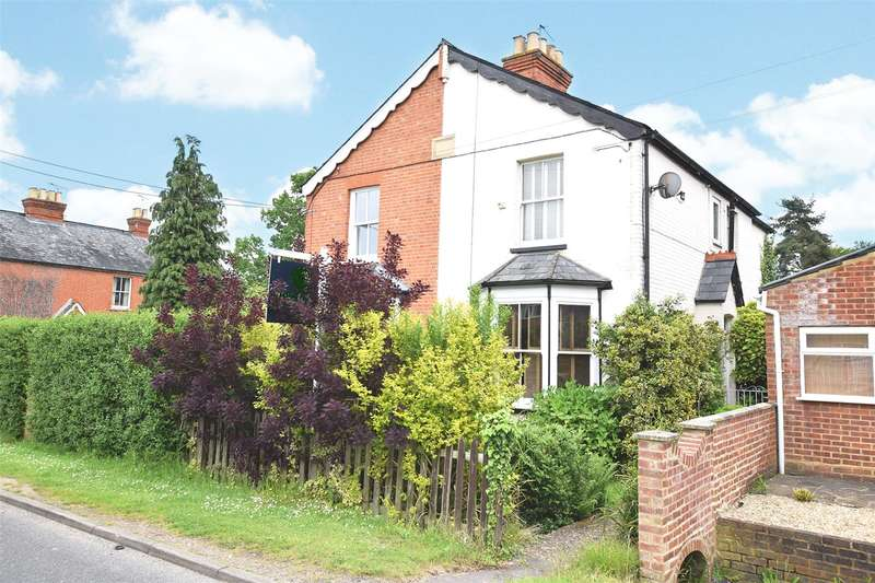 3 Bedrooms Semi Detached House for sale in New Road, Ascot, Berkshire, SL5