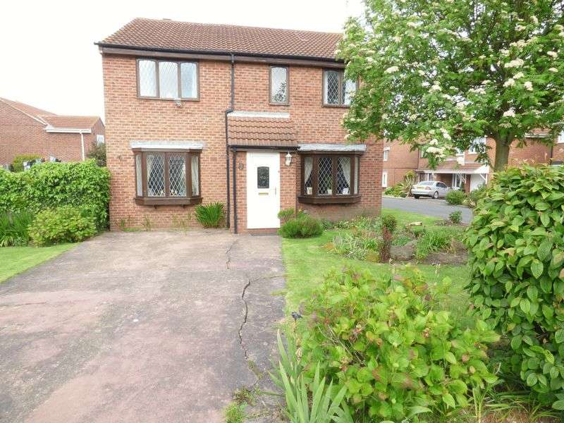 4 Bedrooms Detached House for sale in Tweed Close, Sunderland