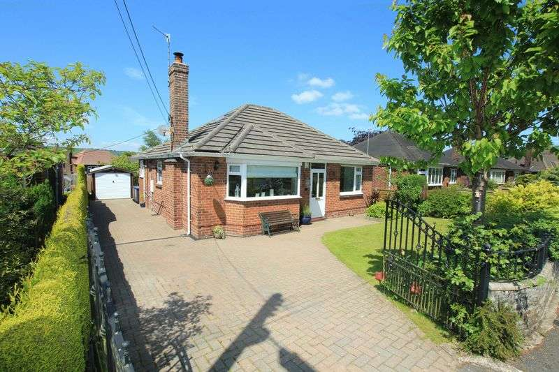3 Bedrooms Detached Bungalow for sale in Conway Road, Biddulph