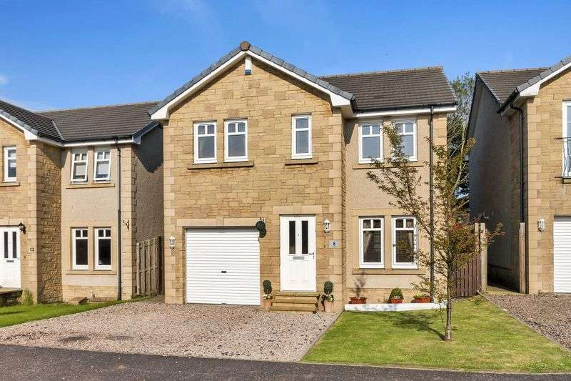 3 Bedrooms Detached House for sale in Frew Place, Kingseat