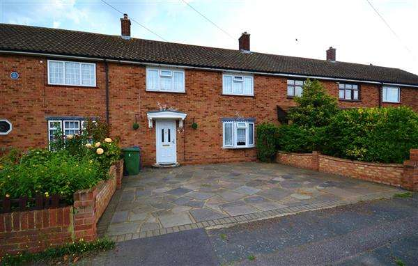 3 Bedrooms Terraced House for sale in Claudian Way, Chadwell St Mary