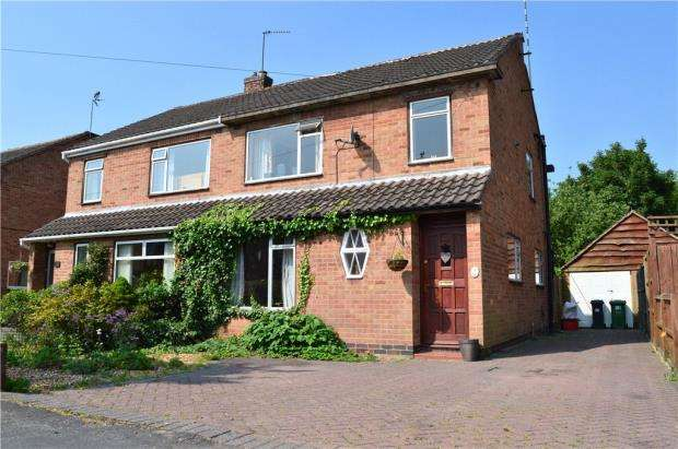 4 Bedrooms Semi Detached House for sale in Farmer Ward Road, Kenilworth, Warwickshire