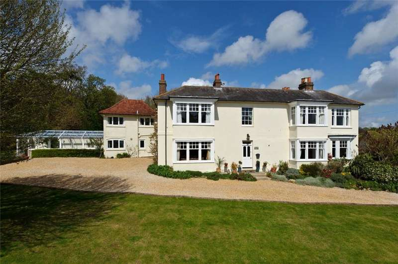 8 Bedrooms Detached House for sale in Top Road, Slindon, Arundel, West Sussex, BN18