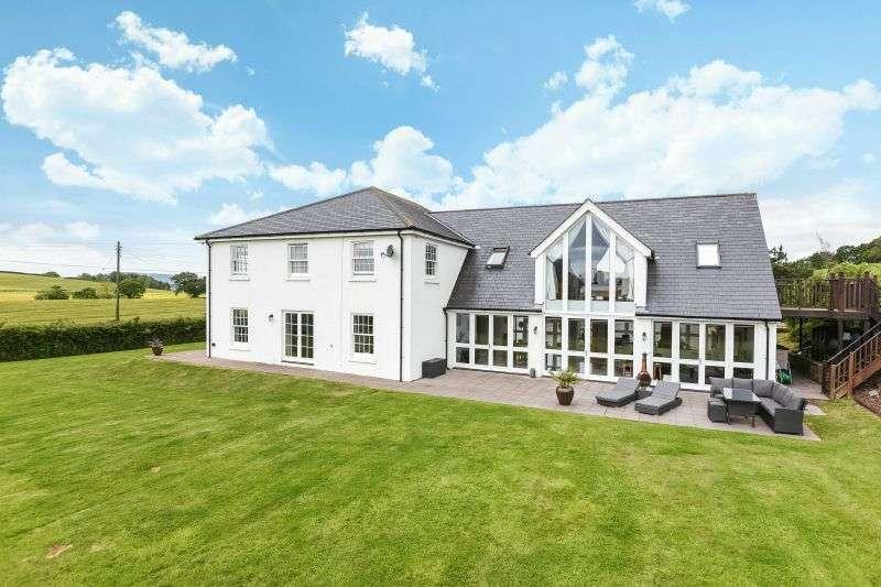 5 Bedrooms Detached House for sale in EBFORD LANE, EBFORD, NR EXETER, DEVON