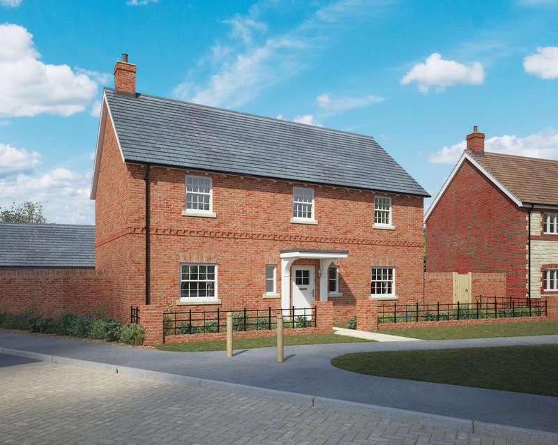 4 Bedrooms Detached House for sale in Uffington