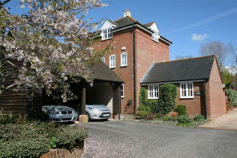 4 Bedrooms Detached House for sale in Iwerne Minster