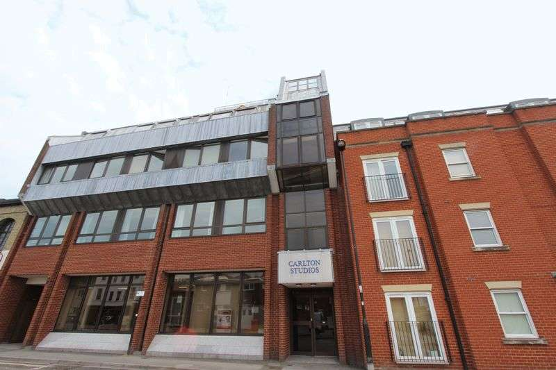 2 Bedrooms Flat for sale in Carlton Studios - Bedford Place