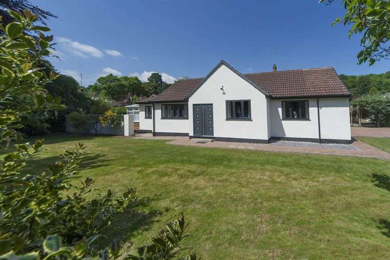 3 Bedrooms Detached Bungalow for sale in Torvale Road, Wightwick, Wolverhampton