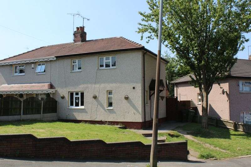 3 Bedrooms Semi Detached House for sale in Wrens Hill Road, Dudley