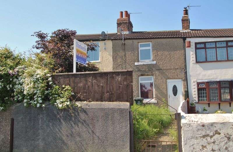 2 Bedrooms Terraced House for sale in East Row, Eston