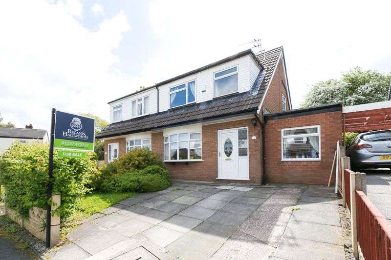 3 Bedrooms Semi Detached House for sale in Ormsby Close, Standish, WN6 0XJ