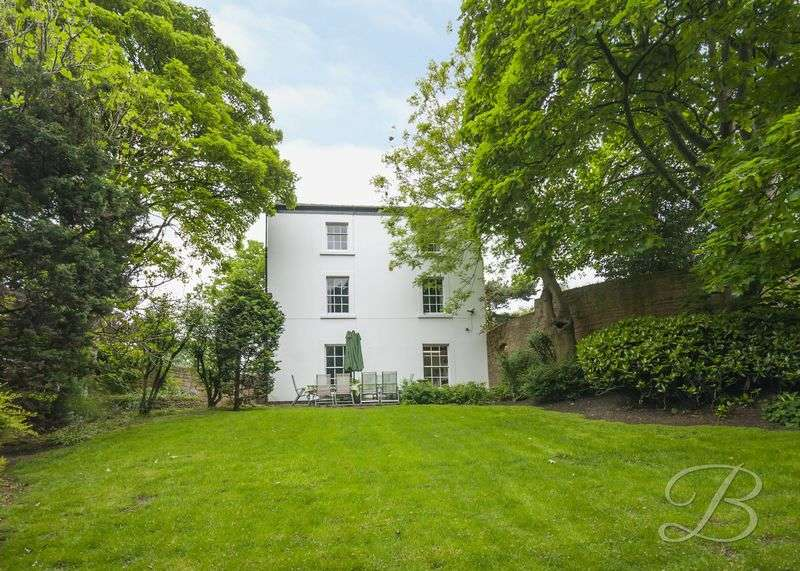 4 Bedrooms Detached House for sale in Chesterfield Road South, Mansfield