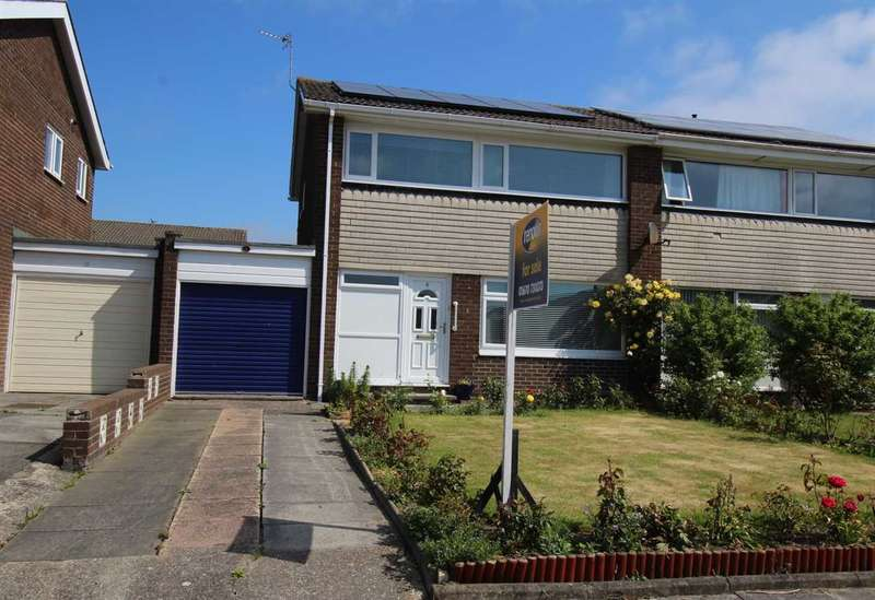 3 Bedrooms Semi Detached House for sale in Coomside, Collingwood Grange, Cramlington