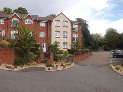 3 Bedrooms Flat for sale in Millstone Court, Stone, Stafford