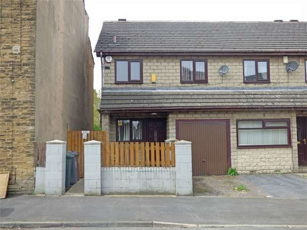 3 Bedrooms End Of Terrace House for sale in Holme Lane, Bradford, West Yorkshire