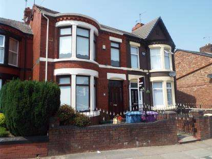 4 Bedrooms Terraced House for sale in Knoclaid Road, Liverpool, Merseyside, L13